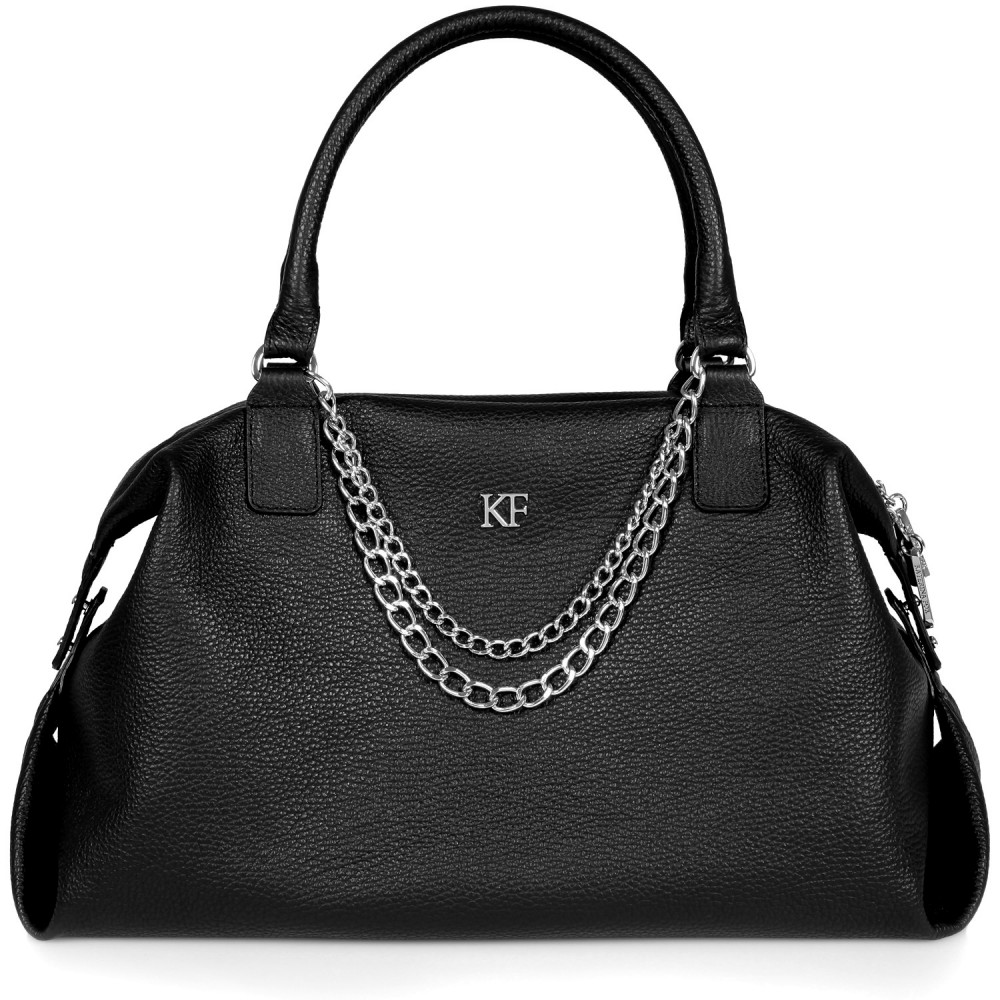 Жіноча шкіряна сумка Mary KF-017