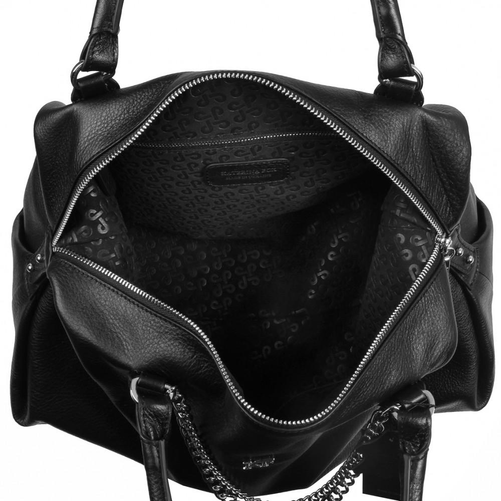 Жіноча шкіряна сумка Mary KF-017-3