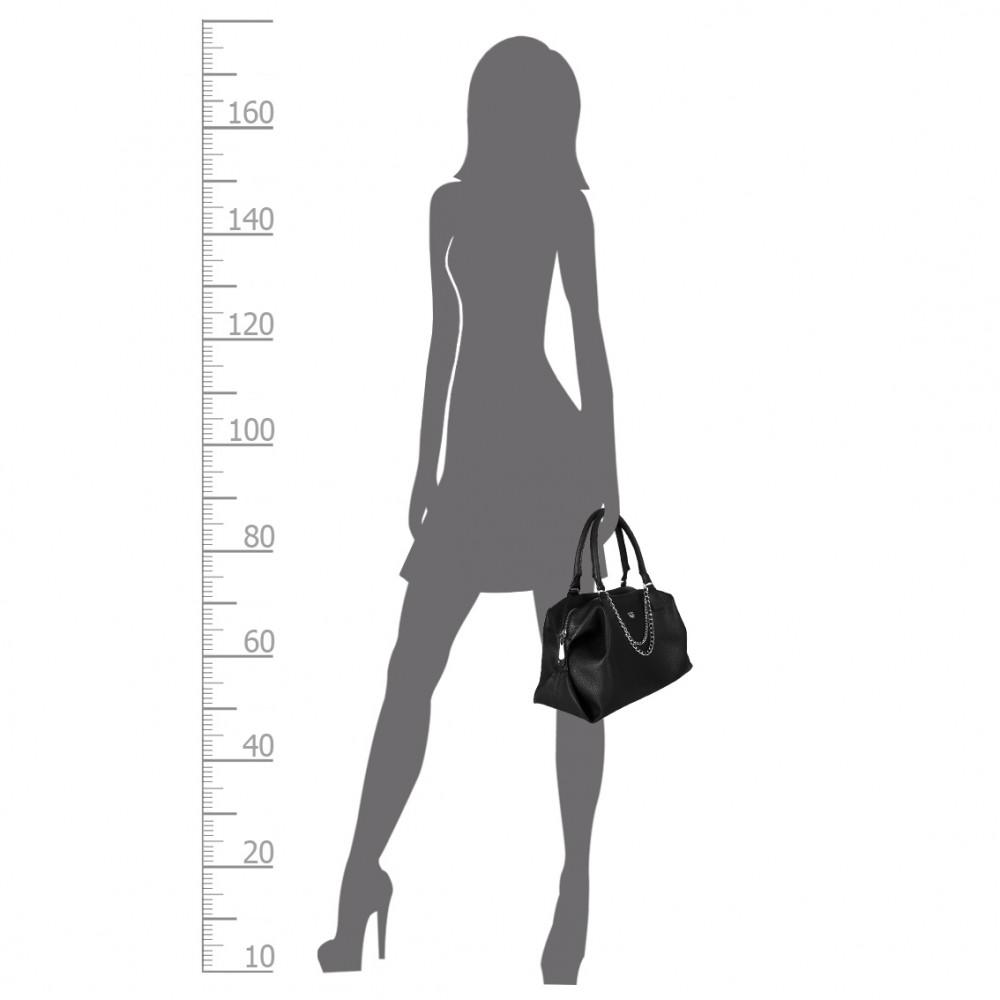 Жіноча шкіряна сумка Mary KF-017-4
