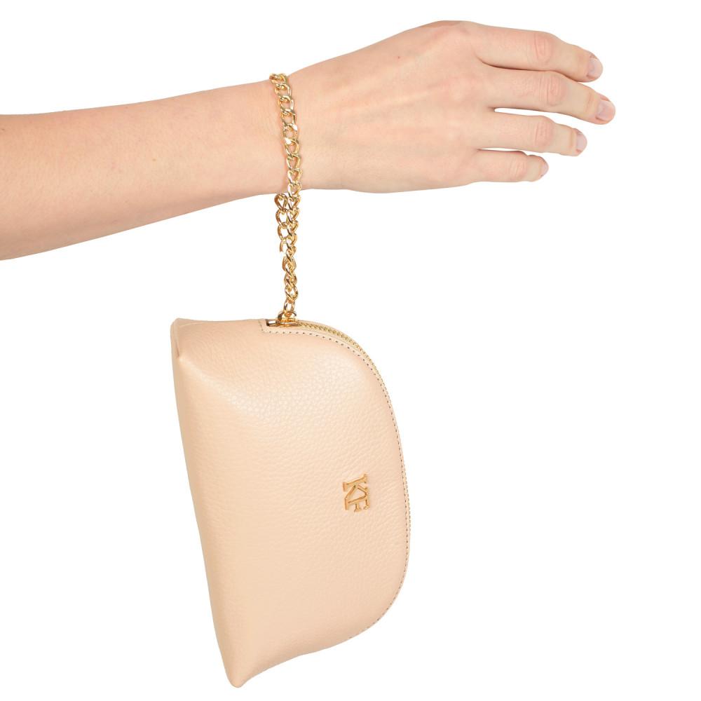 Women's leather clutch bag Ksusha KF-066-1