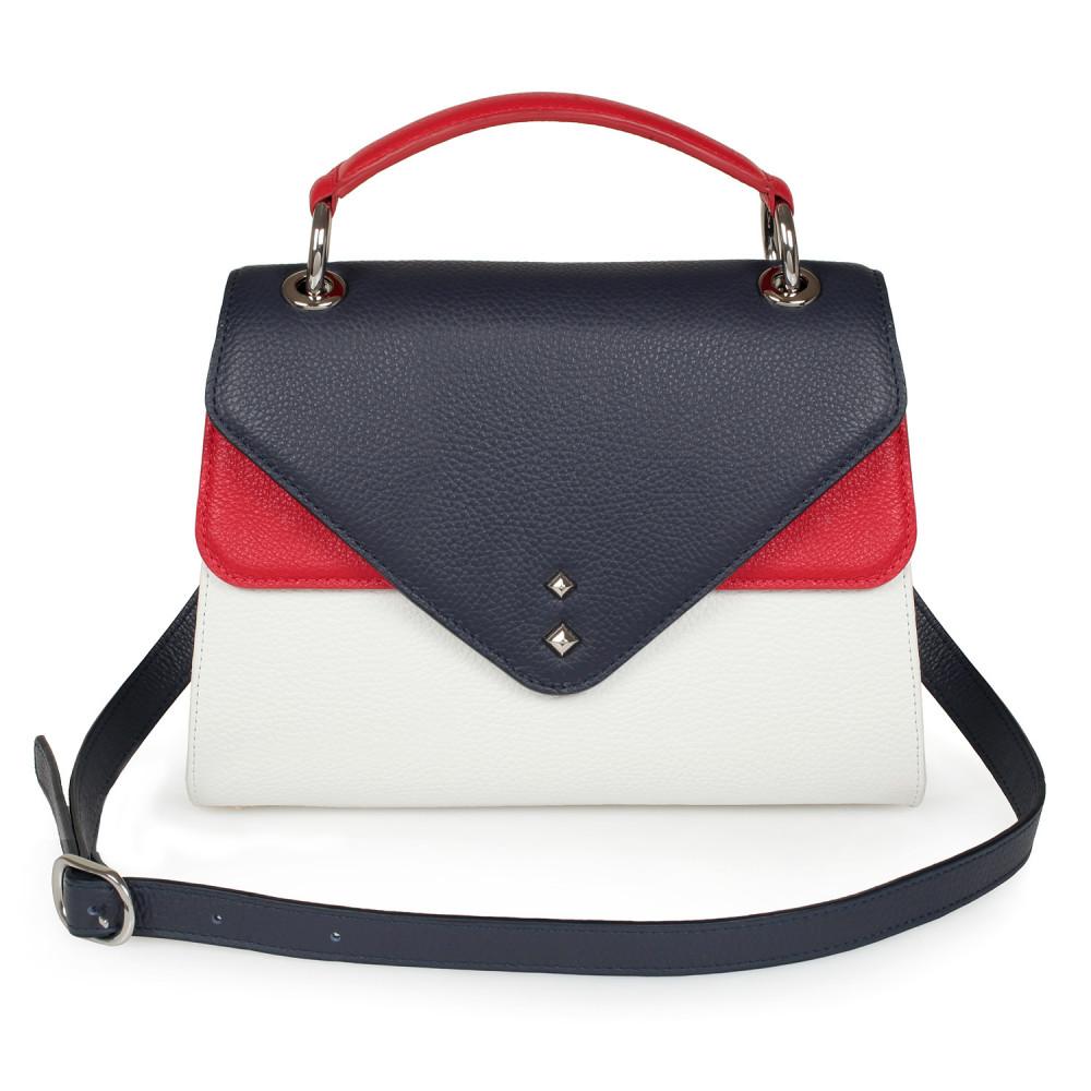 Жіноча шкіряна сумка Anna KF-1018-