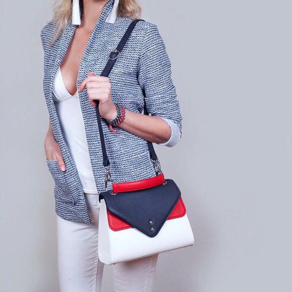 Жіноча шкіряна сумка Anna KF-1018-6