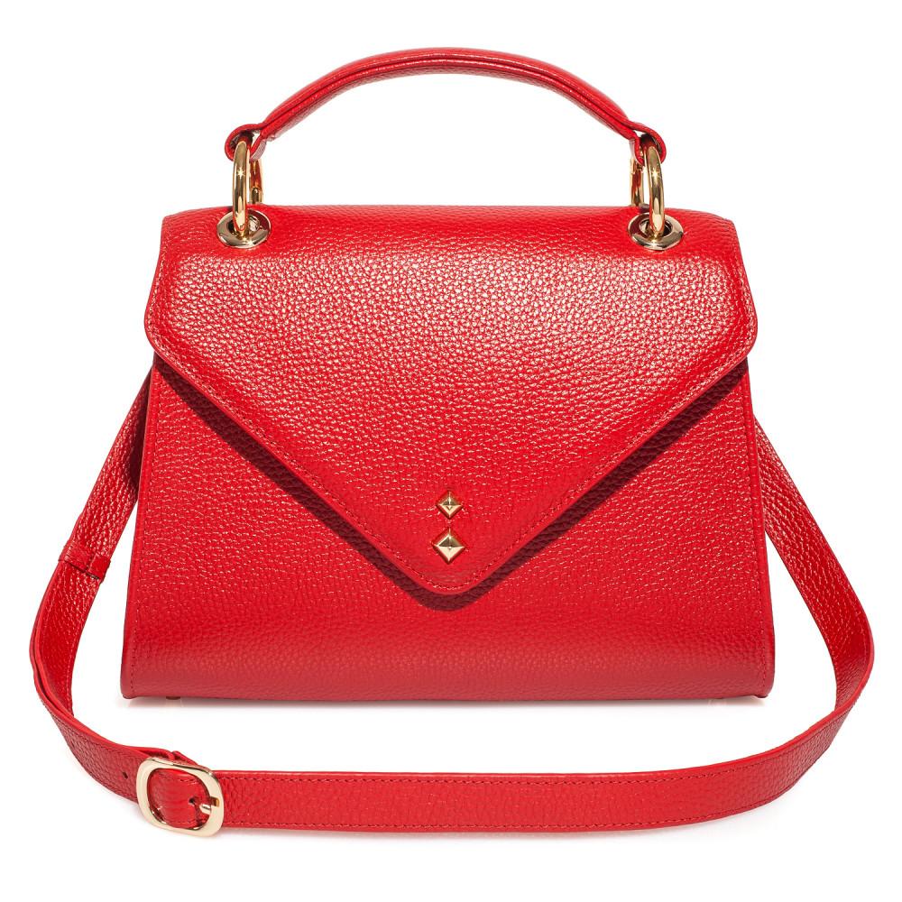 Жіноча шкіряна сумка Anna KF-1050-