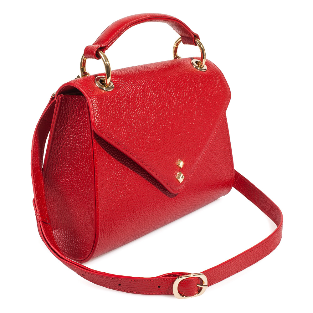 Жіноча шкіряна сумка Anna KF-1050-1
