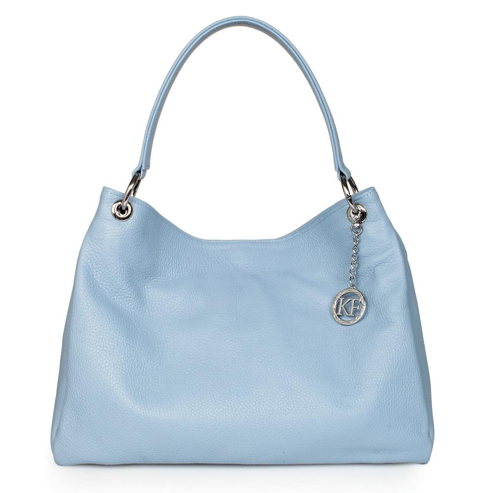 Жіноча шкіряна сумка-мішок Хобо Nadin KF-1051