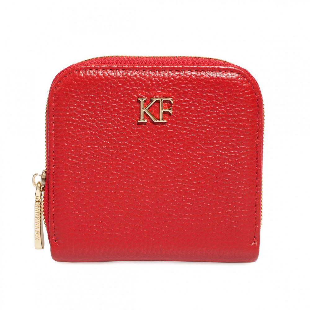 Жіночий шкіряний гаманець Classic S KF-1122
