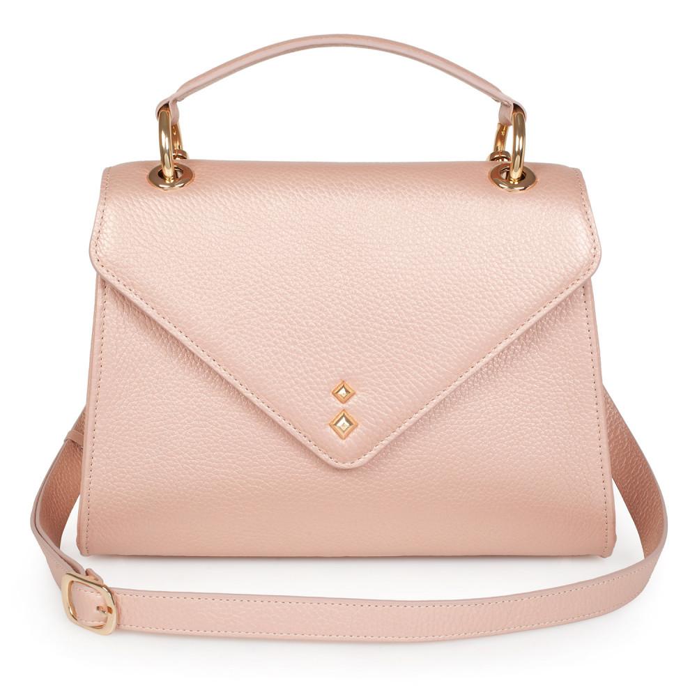 Жіноча шкіряна сумка Anna KF-1163