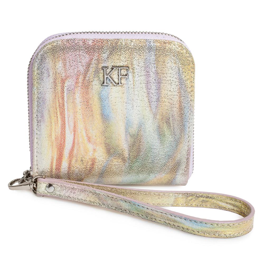 Жіночий шкіряний гаманець Classic S KF-1182