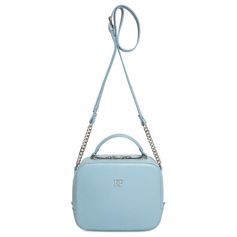Жіноча шкіряна сумка кросс-боді Casey KF-1208-2