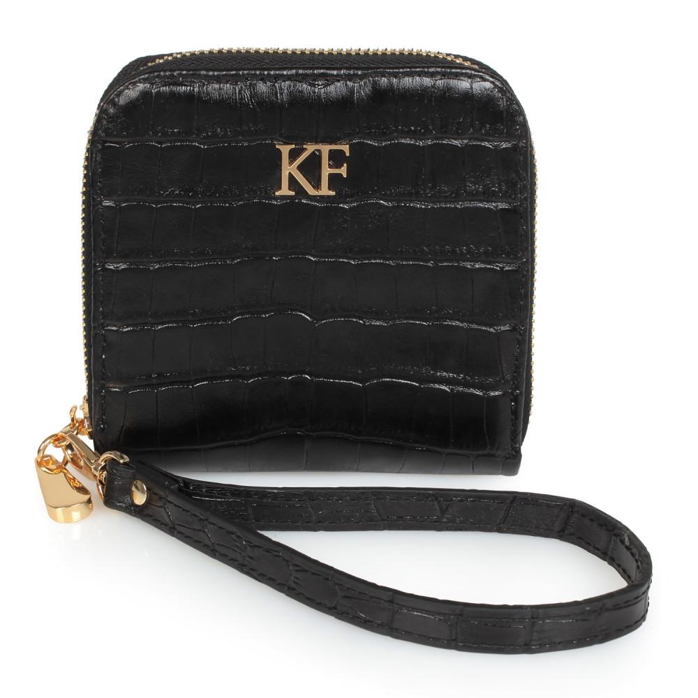 Жіночий шкіряний гаманець Classic S KF-1231