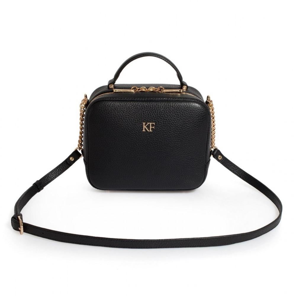 Жіноча шкіряна сумка кросс-боді Casey KF-1245