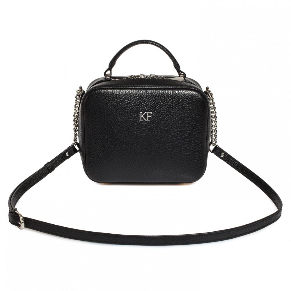 Жіноча шкіряна сумка кросс-боді Casey KF-1246