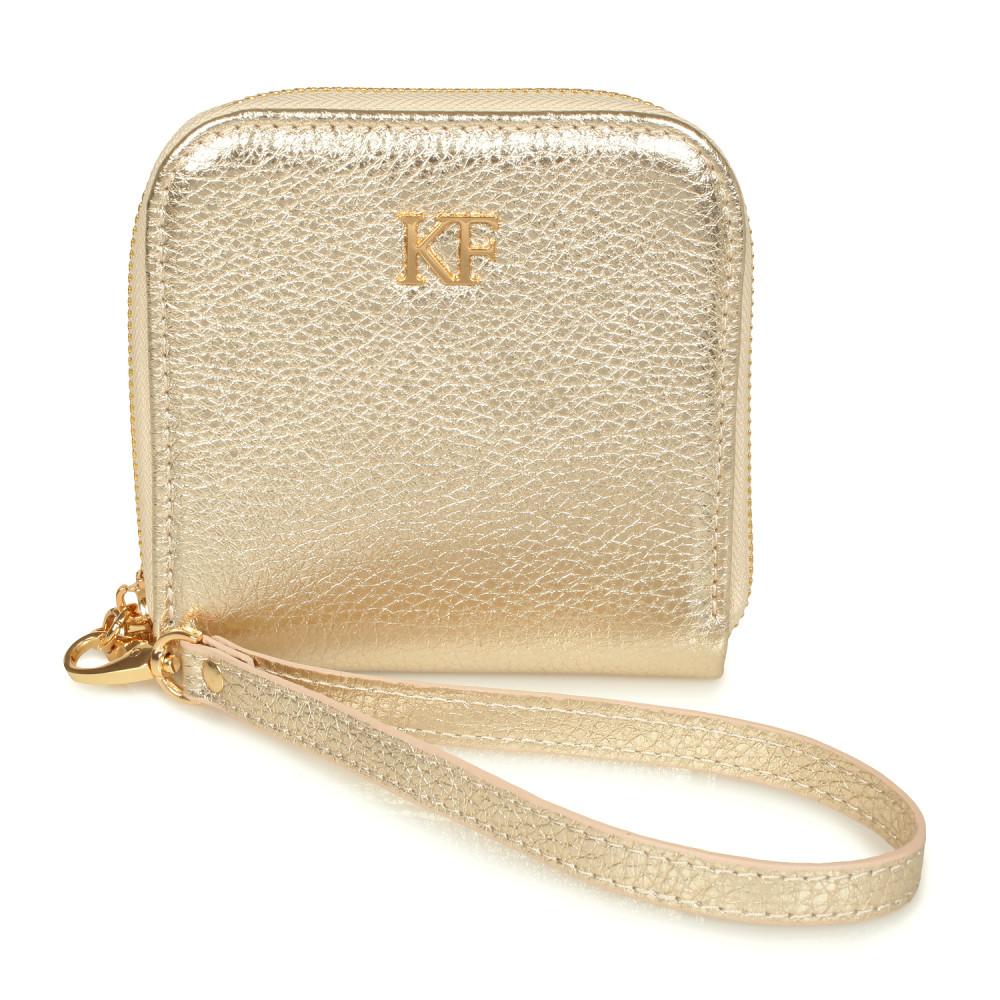 Жіночий шкіряний гаманець Classic S KF-1341