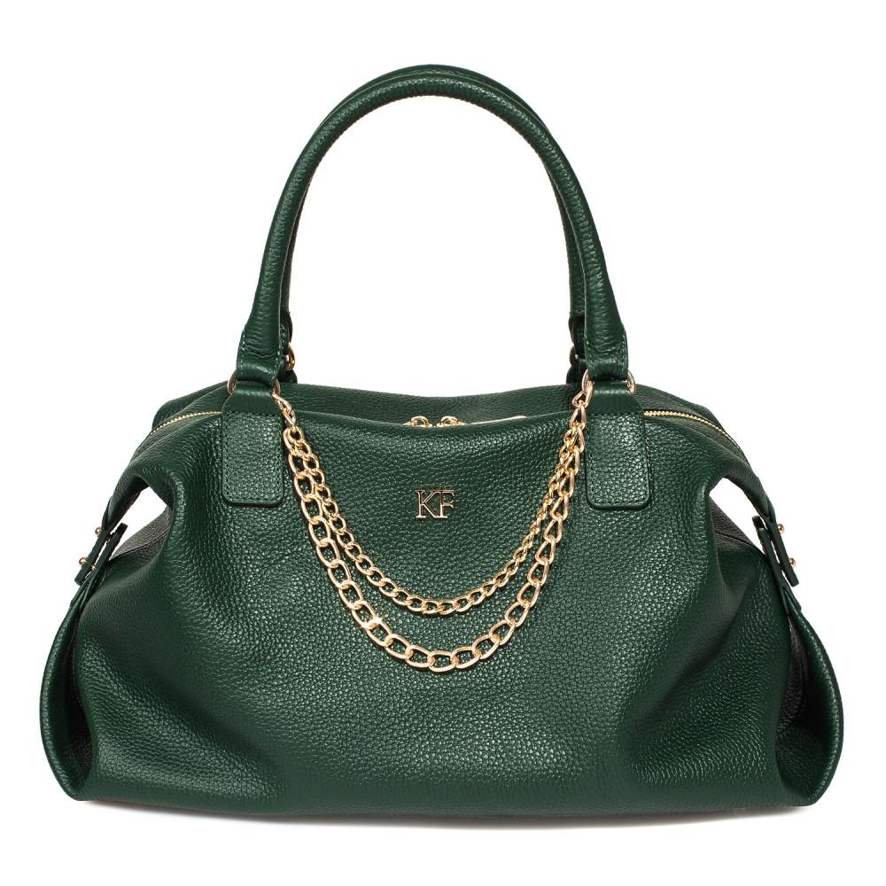Жіноча шкіряна сумка Mary KF-1377