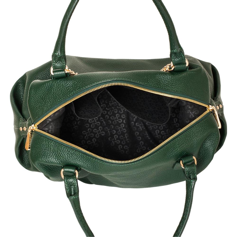 Жіноча шкіряна сумка Mary KF-1377-3