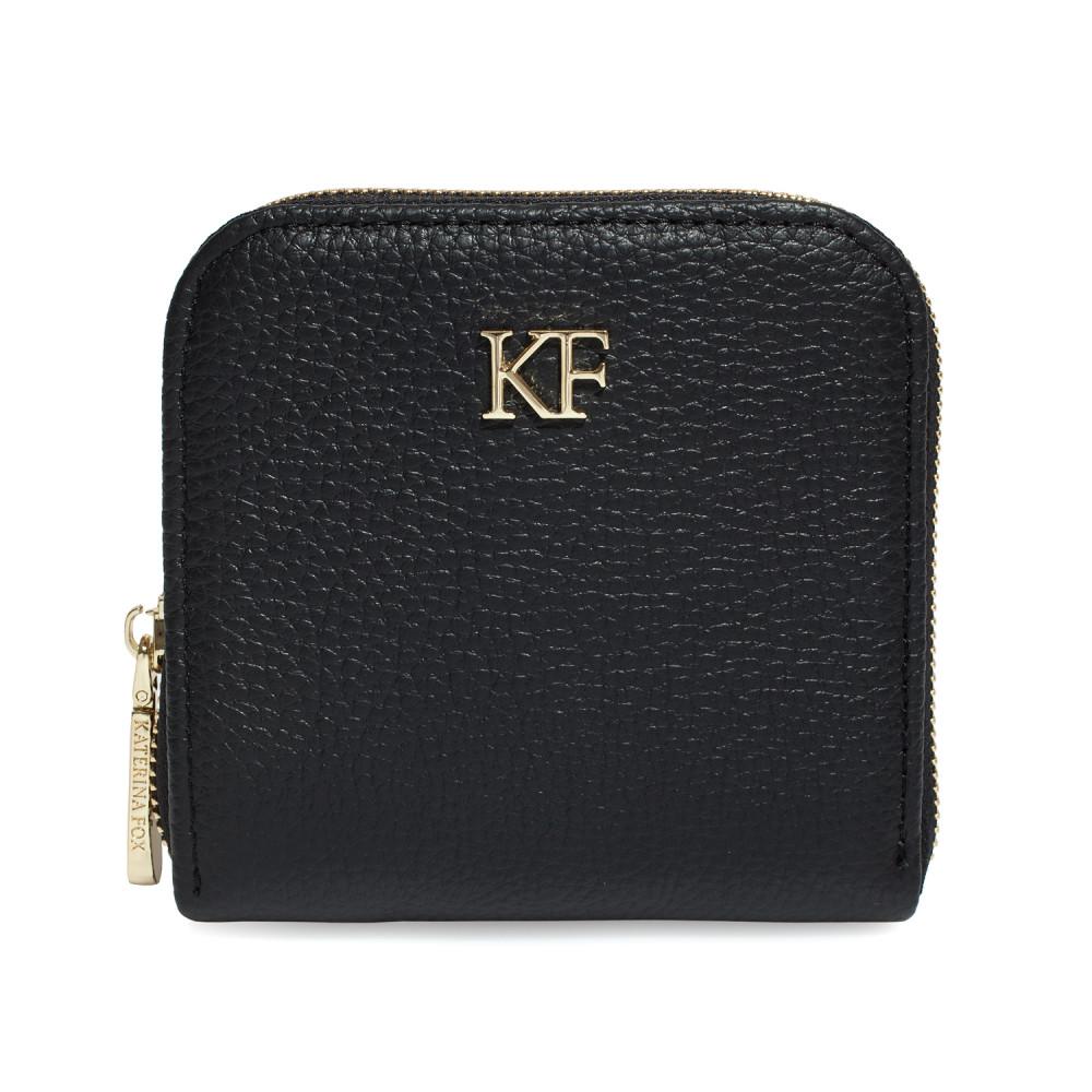Жіночий шкіряний гаманець Classic  S KF-1410