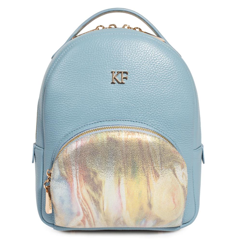 Жіночий шкіряний рюкзак Alina KF-1732