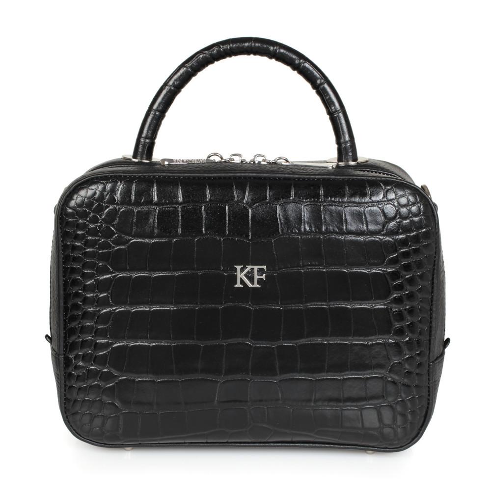 Жіноча шкіряна сумка кросс-боді Casey M KF-1786-1