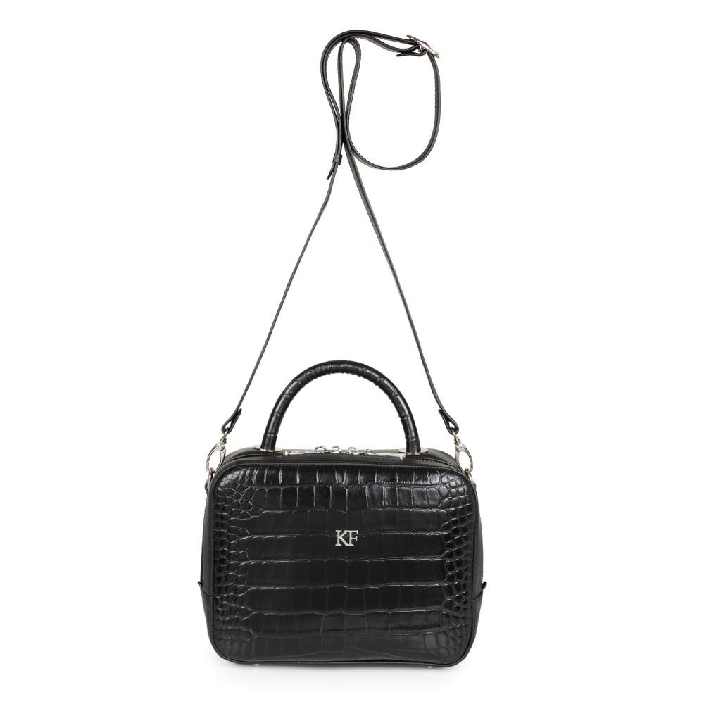 Жіноча шкіряна сумка кросс-боді Casey M KF-1786-2
