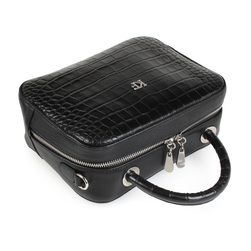 Жіноча шкіряна сумка кросс-боді Casey M KF-1786-6