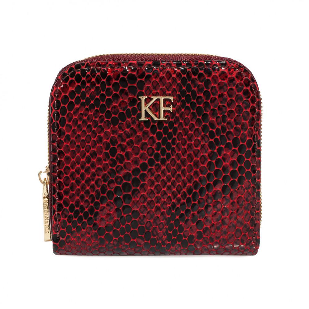 Жіночий шкіряний гаманець Classic S KF-1986
