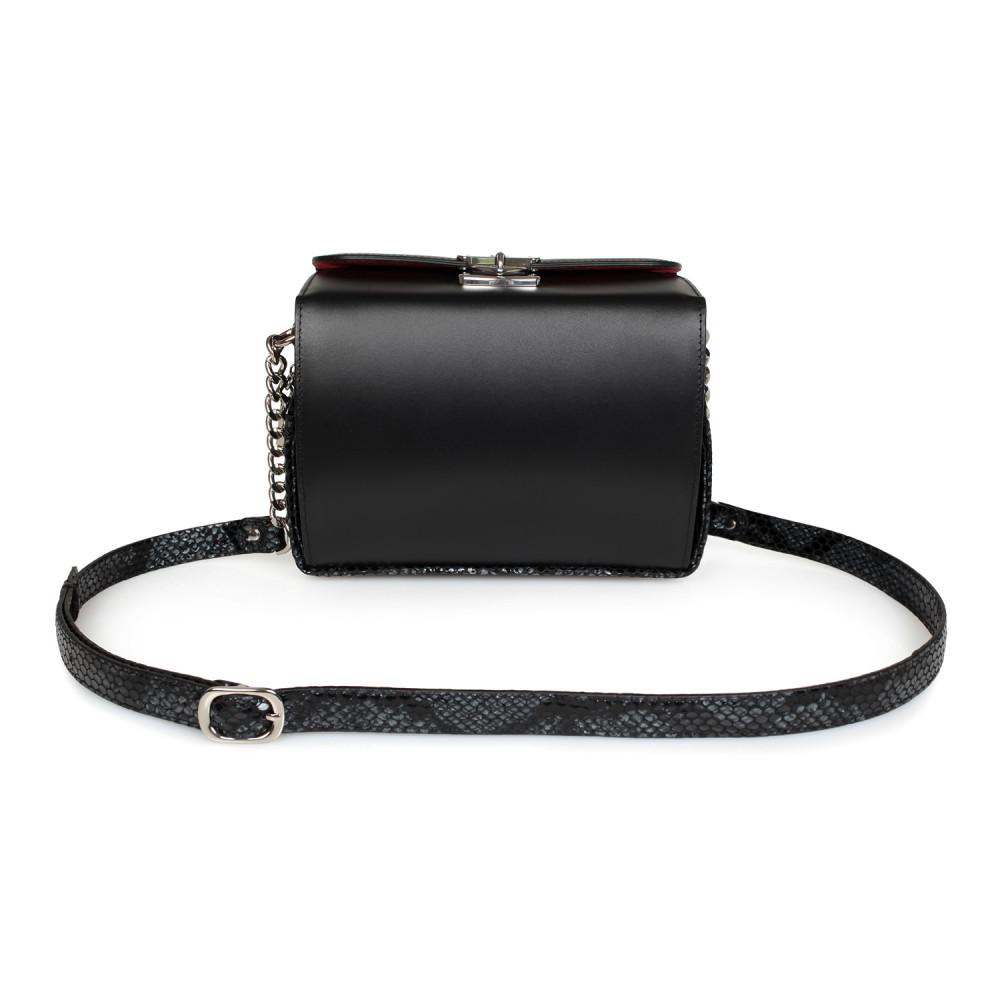 Жіноча шкіряна сумка кросс-боді Angie KF-2040-3