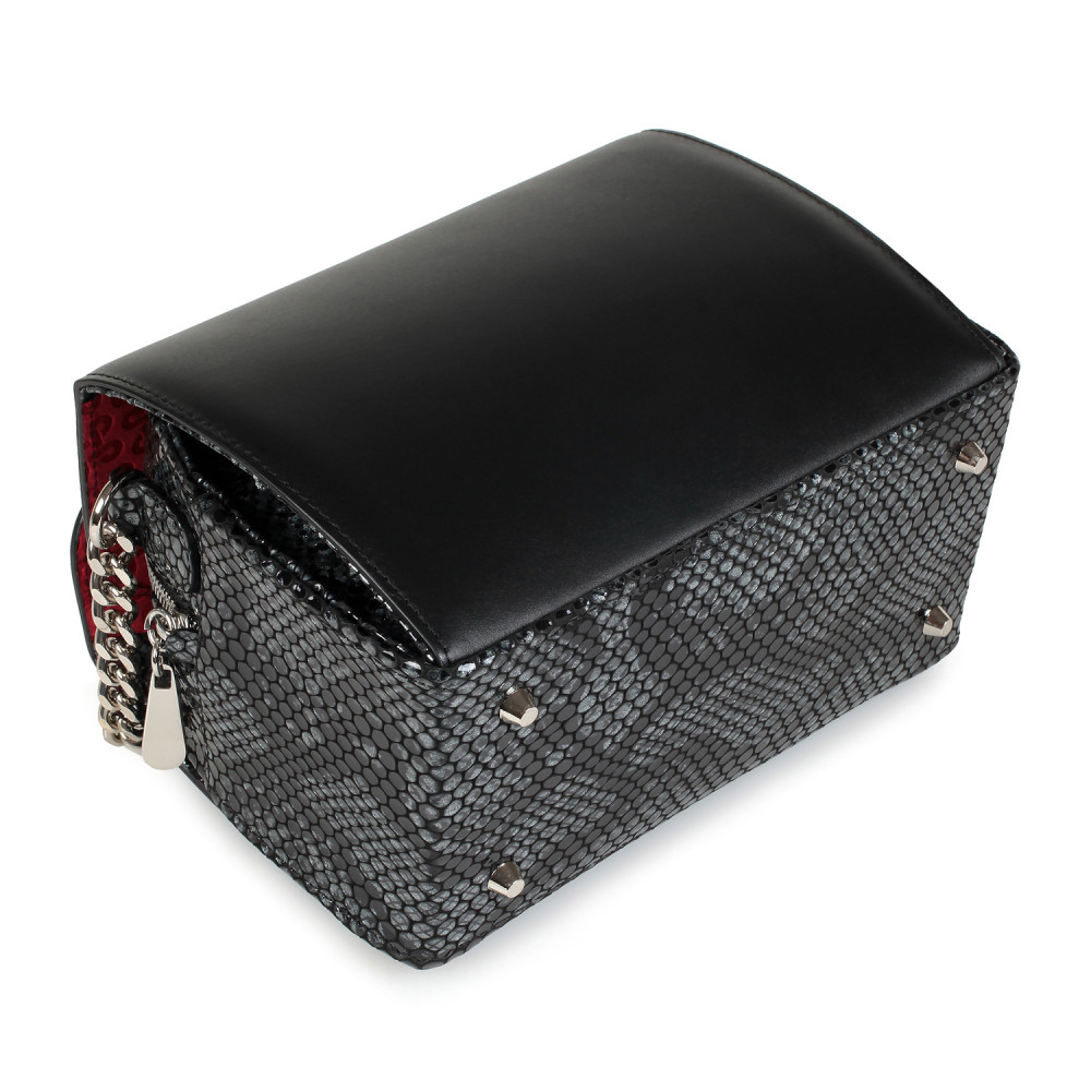 Жіноча шкіряна сумка кросс-боді Angie KF-2040-4