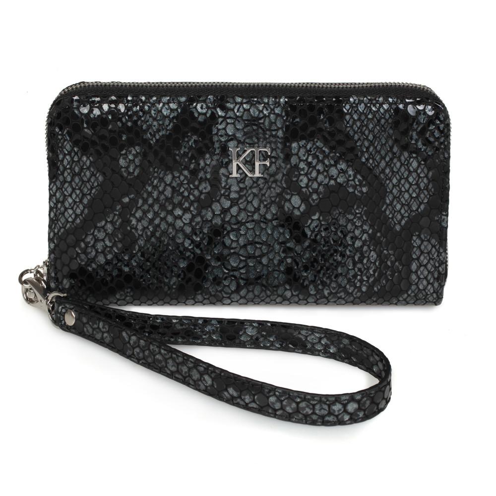 Жіночий шкіряний гаманець Classic KF-2047-