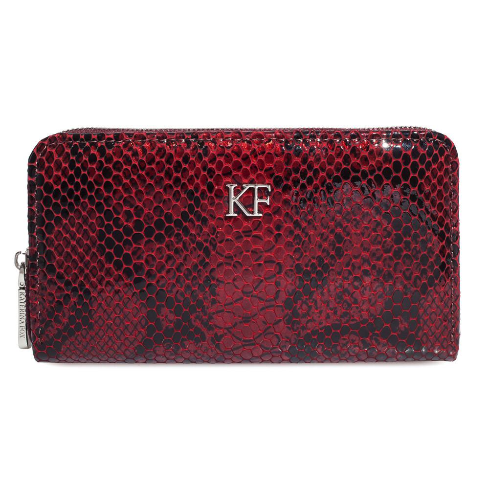 Жіночий шкіряний гаманець Classic KF-2048