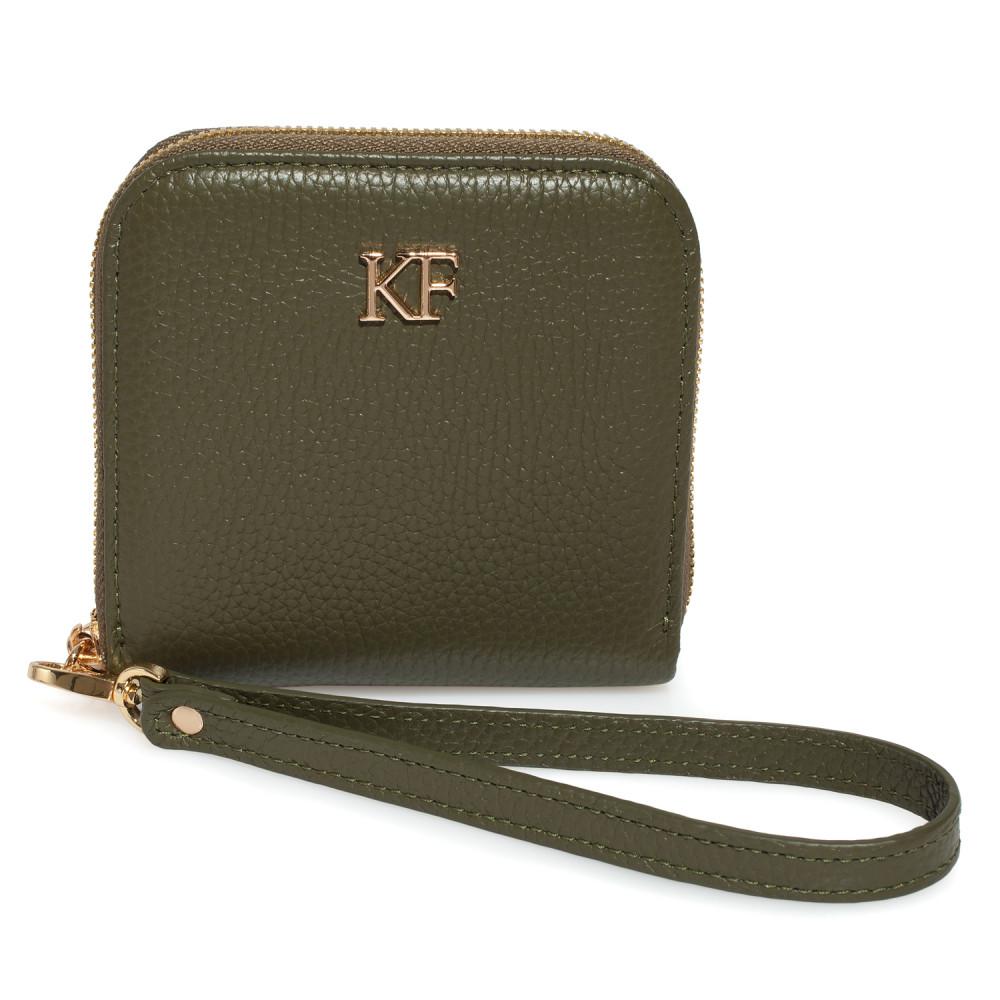 Жіночий шкіряний гаманець Classic S KF-2074