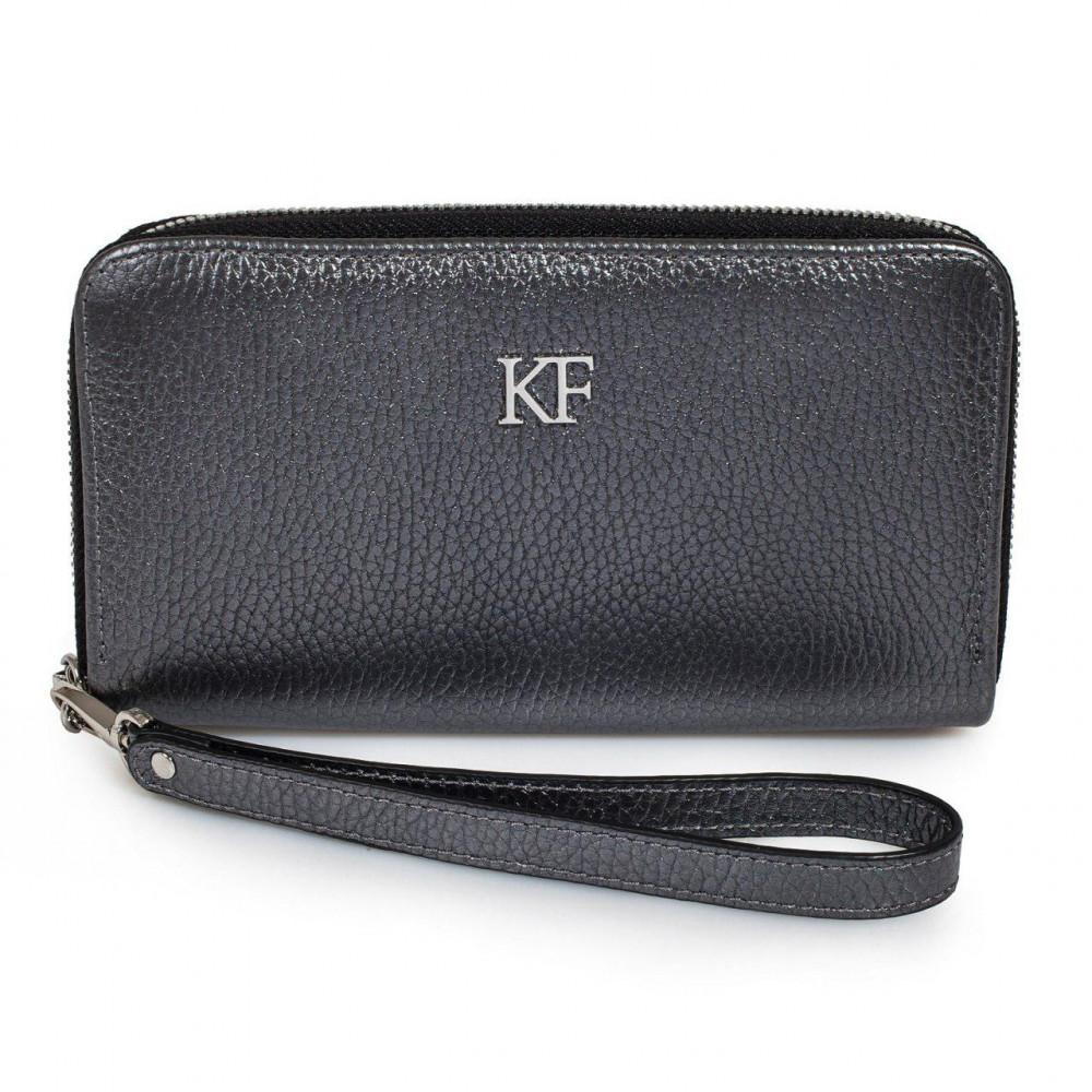 Жіночий шкіряний гаманець Classic KF-2173