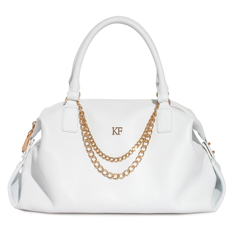Жіноча шкіряна сумка Mary KF-218