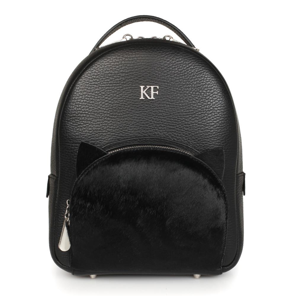 Жіночий шкіряний рюкзак Alina KF-2253-