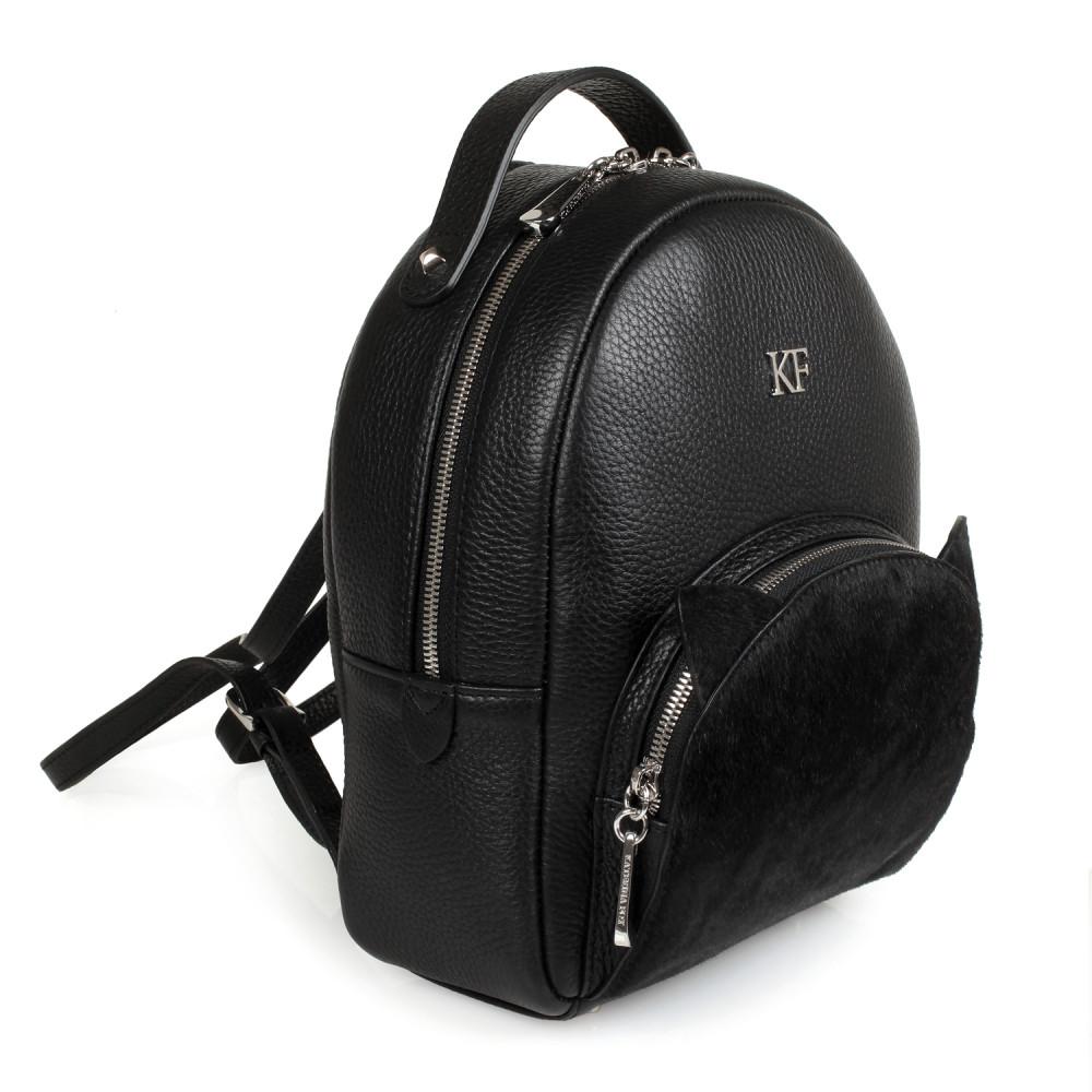 Жіночий шкіряний рюкзак Alina KF-2253-1