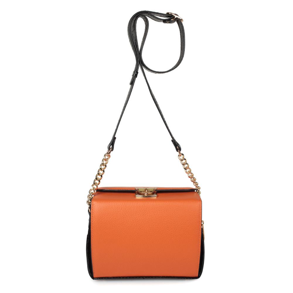 Жіноча шкіряна сумка кросс-боді Angie KF-2278-2