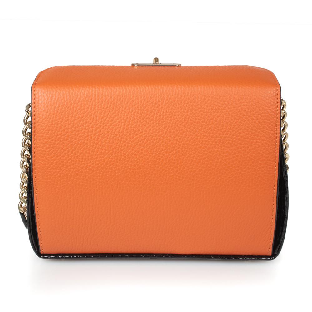 Жіноча шкіряна сумка кросс-боді Angie KF-2278-3