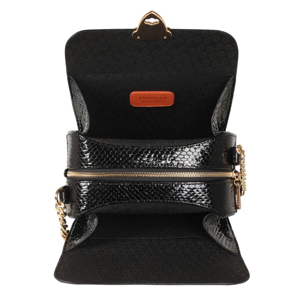 Жіноча шкіряна сумка кросс-боді Angie KF-2278-4