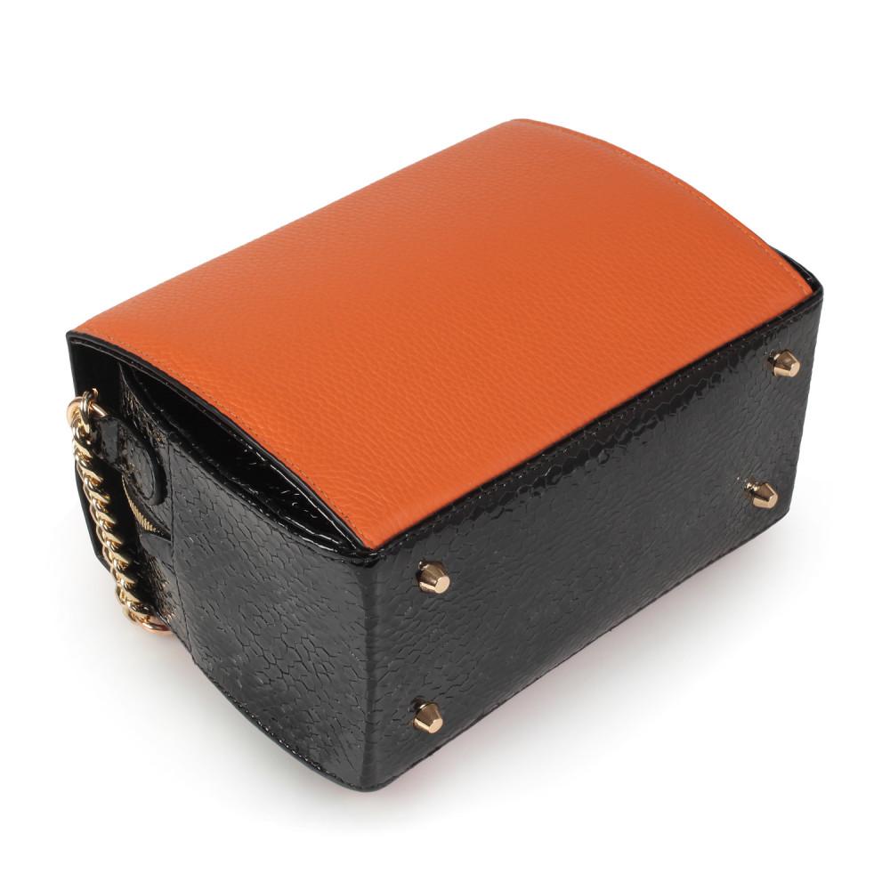 Жіноча шкіряна сумка кросс-боді Angie KF-2278-5