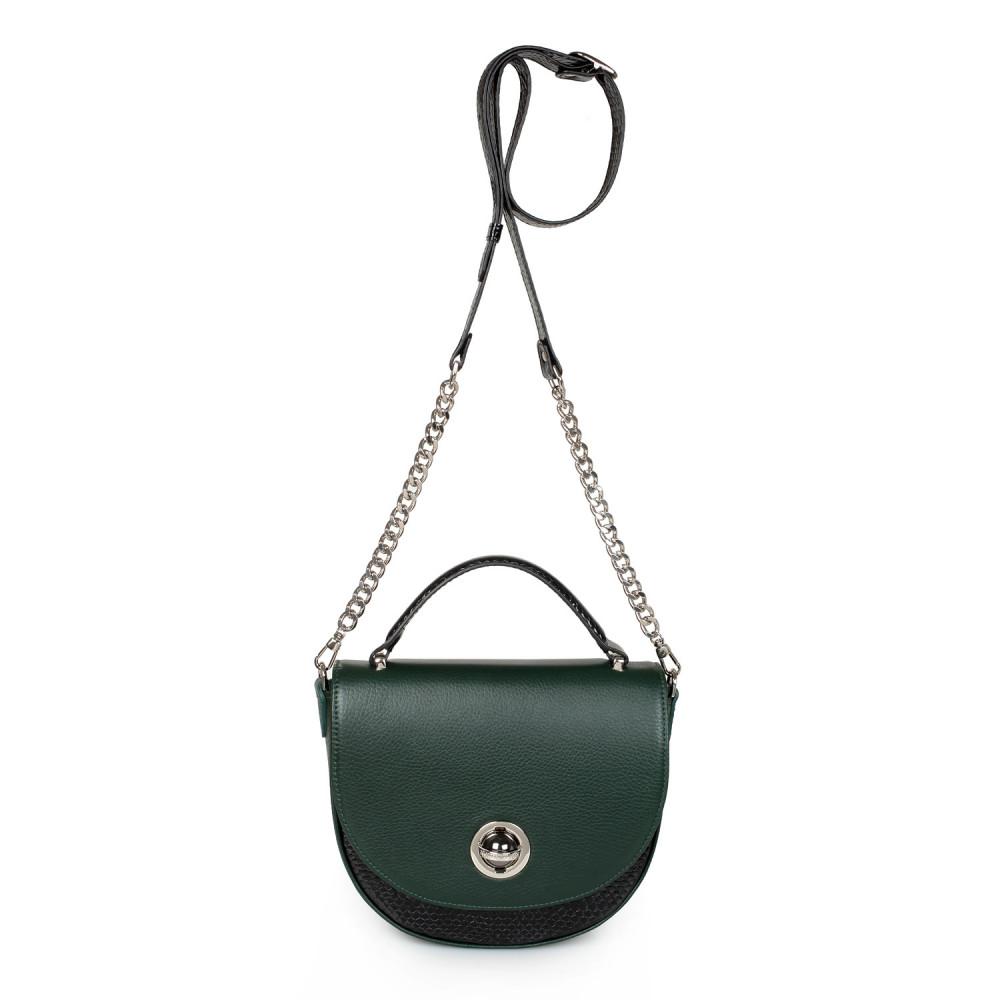 Жіноча шкіряна сумка кросс-боді Lena KF-2360-2