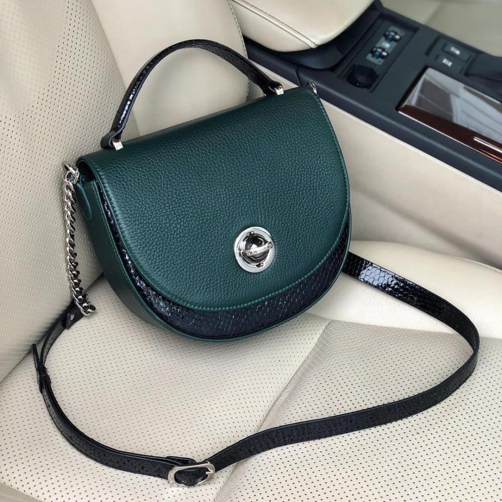 Жіноча шкіряна сумка кросс-боді Lena KF-2360-5