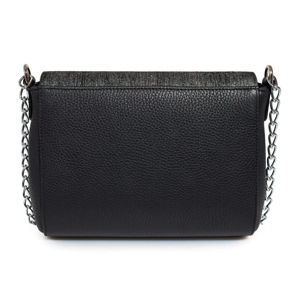 Жіноча шкіряна сумка на ланцюжку Prima S KF-2370-3