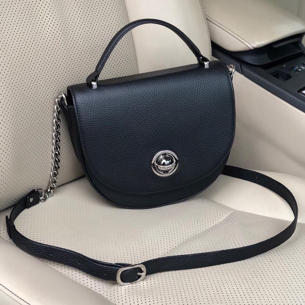 Жіноча шкіряна сумка кросс-боді Lena KF-2401-