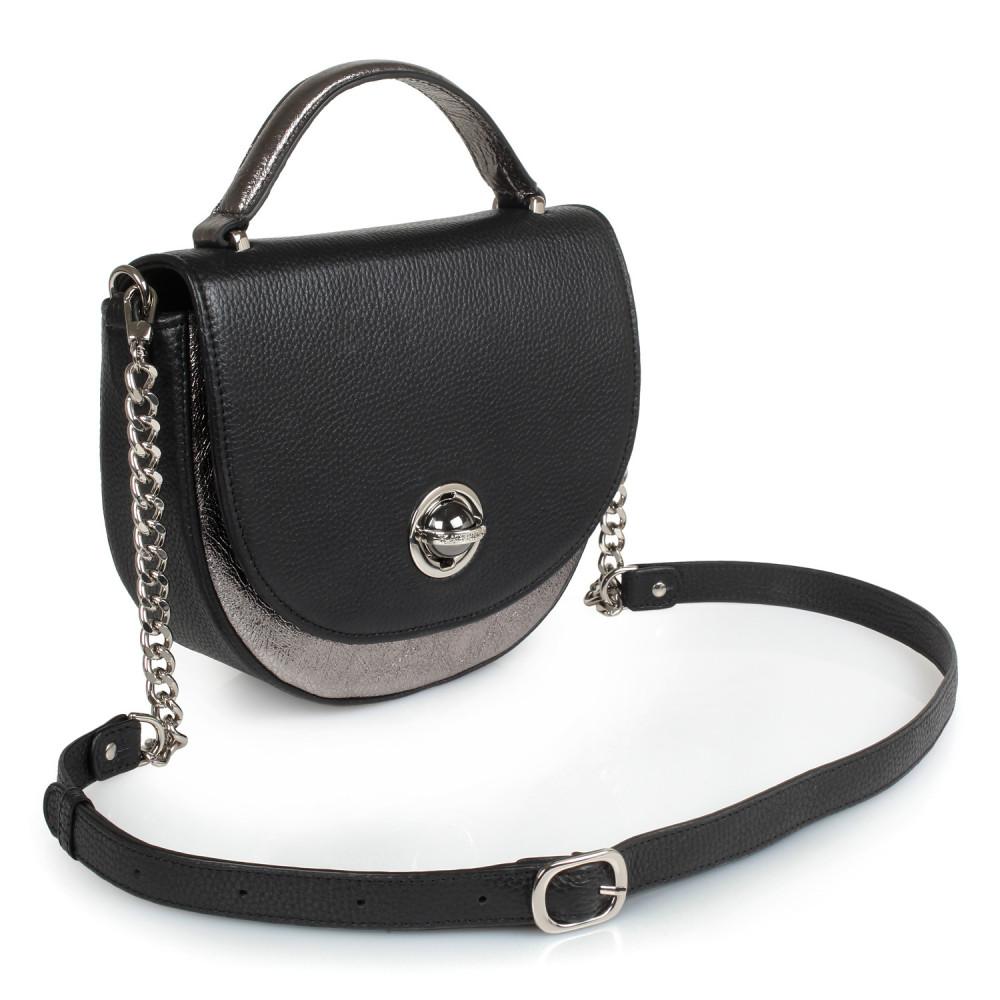Жіноча шкіряна сумка кросс-боді Lena KF-2402-1