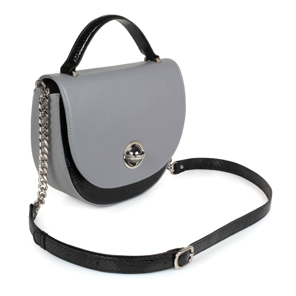 Жіноча шкіряна сумка кросс-боді Lena KF-2422-1