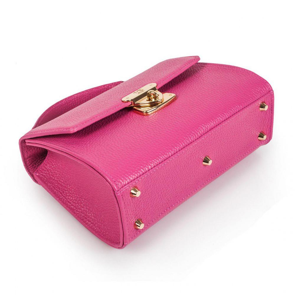 Жіночий шкіряний портфель Alice KF-2455-5