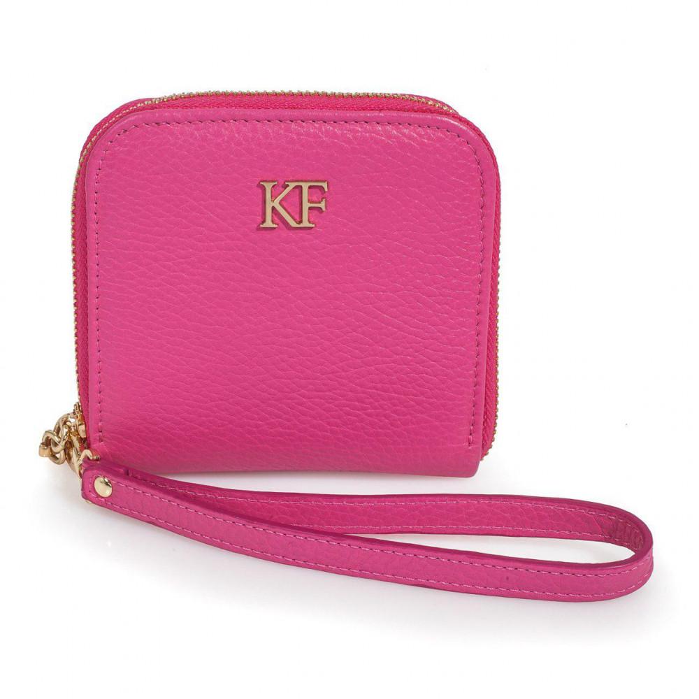 Жіночий шкіряний гаманець Classic S KF-2467