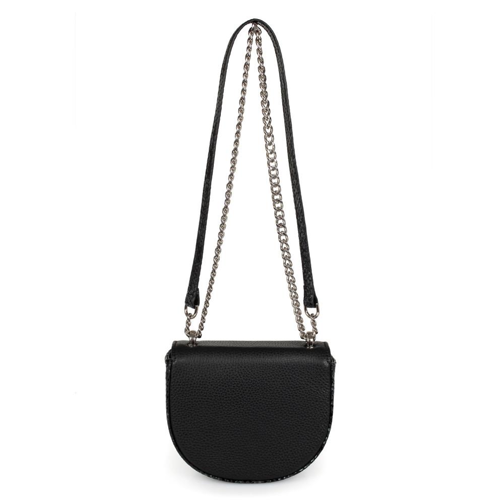 Жіноча шкіряна сумка на ланцюжку Milena KF-2474-3