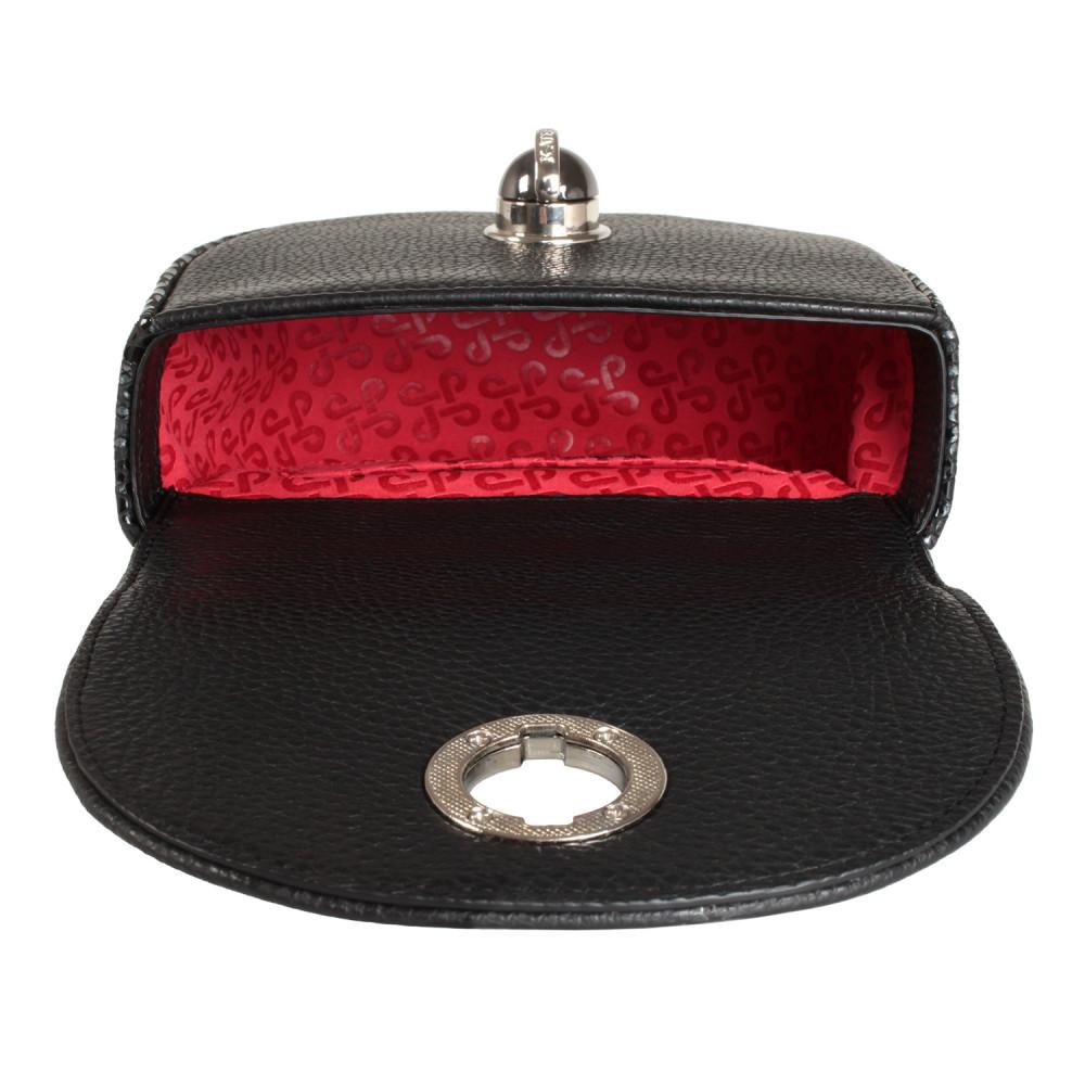 Жіноча шкіряна сумка на ланцюжку Milena KF-2474-4