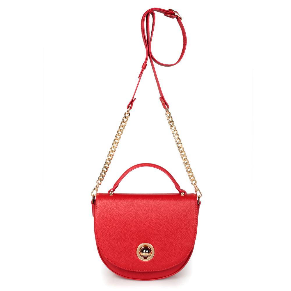 Жіноча шкіряна сумка  кросс-боді Lena KF-2482-2