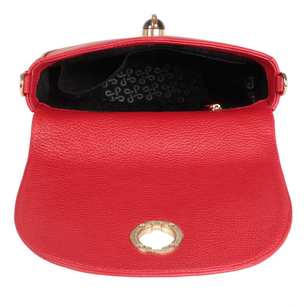 Жіноча шкіряна сумка  кросс-боді Lena KF-2482-4